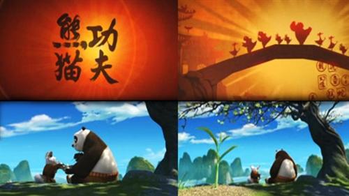 啃彩蛋赏完美 功夫熊猫 隐含结局